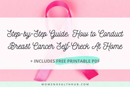Breast Cancer Self-Check Guide with Free PDF - Women Health Hub