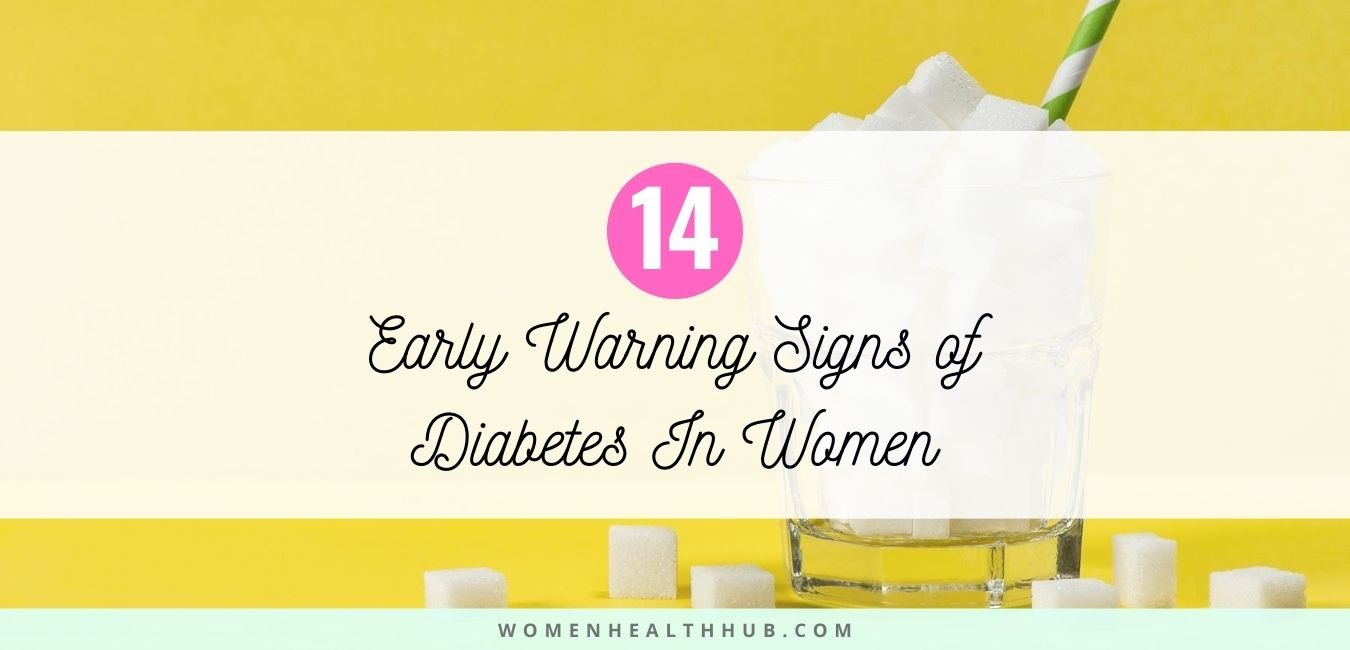 Don't Ignore These 14 Shocking Early Signs of Diabetes in Women to Prevent Serious Health Risks