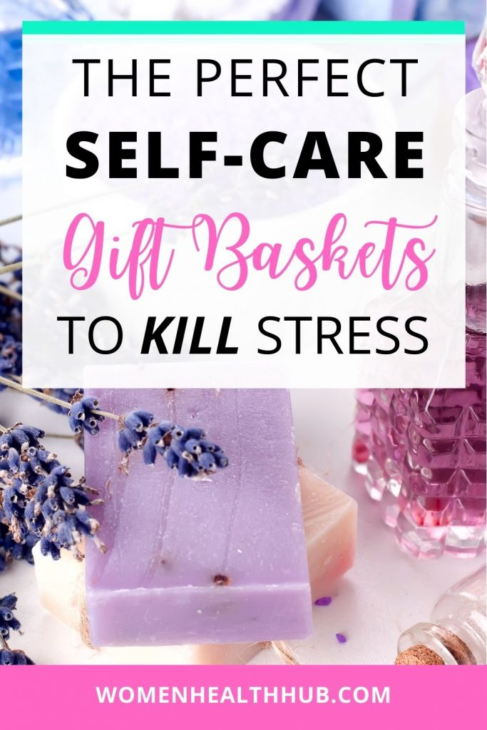 Best self-care gift baskets for her trending in 2020 - Amazing Holiday Deals